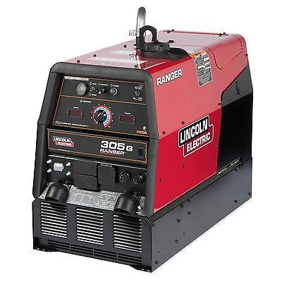Lincoln Ranger 305g Welder Generator K1726-5