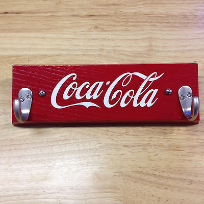 COCA-COLA COAT HOOK / COKE
