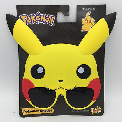 Pokemon Sun-Staches Shades Sunglasses Pikachu Character NEW Sealed