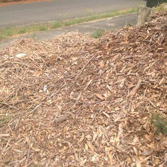 Free mulch