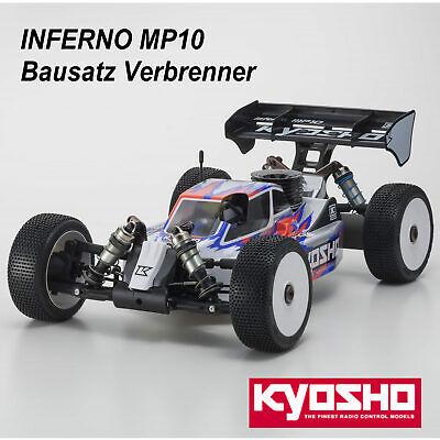 RC Screwz KYO180 Kyosho Mad Crusher GP Stainless Screw Kit