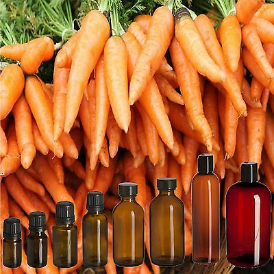 - Carrot Seed Essential Oil - 100% Pure and Natural - Free Shipping - US Seller!