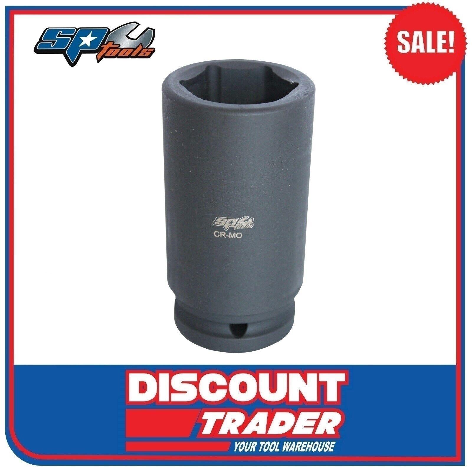 Draper Expert 5071 40mm 3//4-inch Square Drive Hi-Torq 6-Point Deep Impact Socket