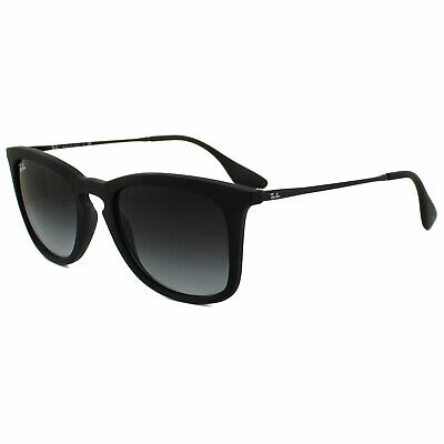 Ray-Ban Sunglasses 4221 622/8G Black Rubber Grey Gradient