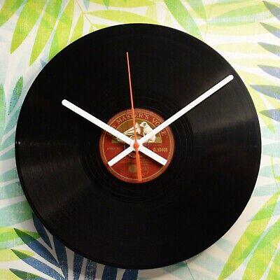"Max Bygraves 'Little Sir Echo' Retro Chic 10"" Record Wall Clock"