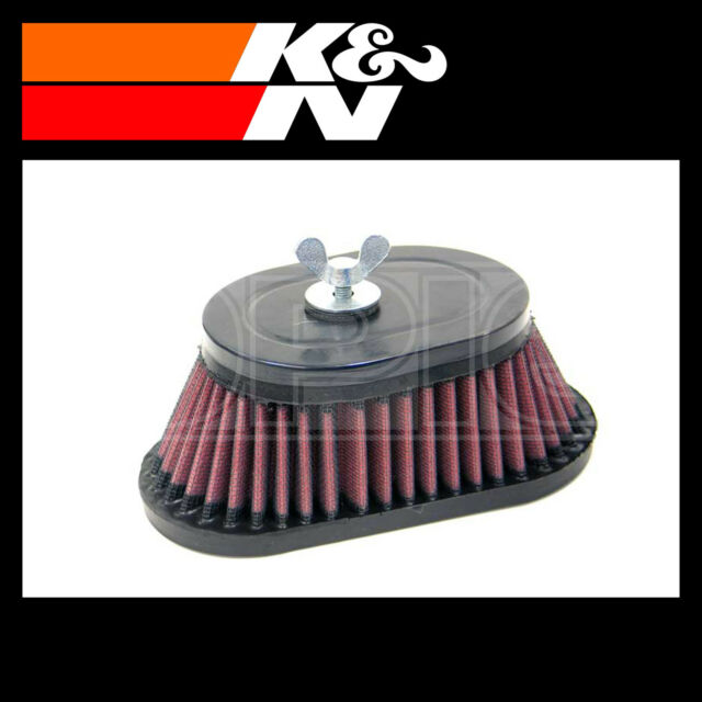 K&N Air Filter Motorcycle Air Filter for Suzuki DR350 / DR250 | SU-3590