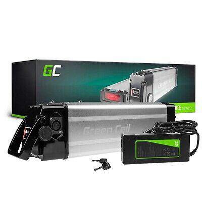 Batería Bicicleta Eléctrica 24V 8.8Ah E-Bike Li-Ion Green Cell + Cargador