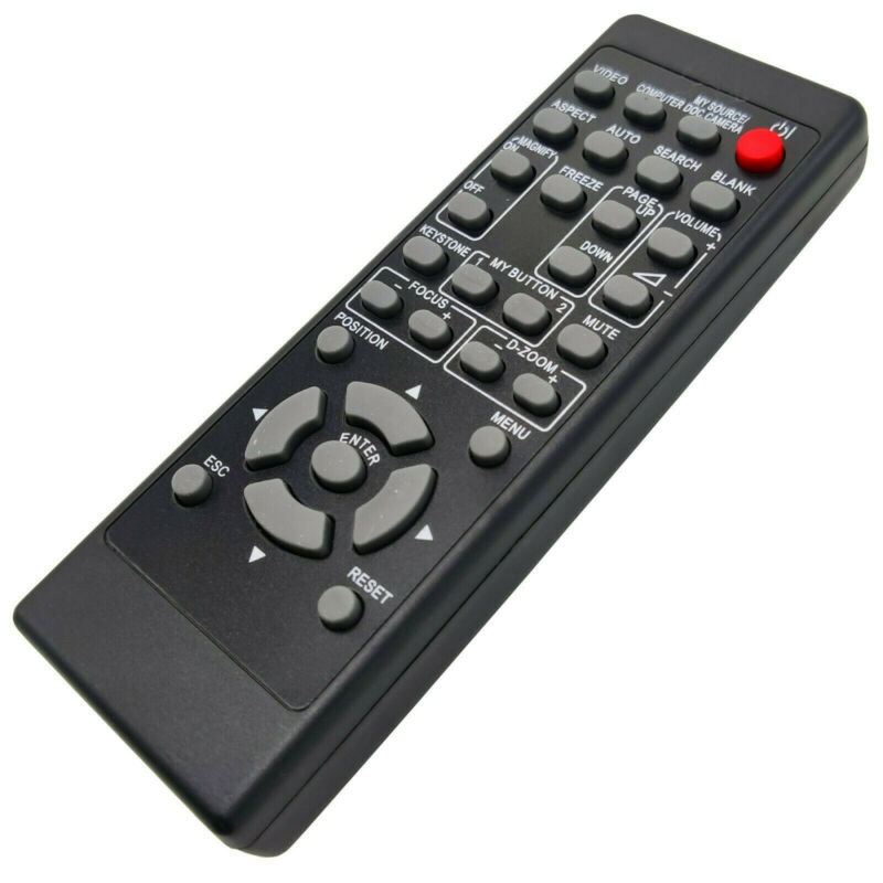 Remote Control For Dukane ImagePro 8927HW-RJ 8957HW-RJ 9137WU-RJ 3LCD Projector