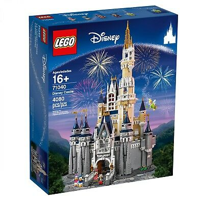 LEGO® Disney™  71040 Das Disney Schloss NEU OVP BLITZVERSAND