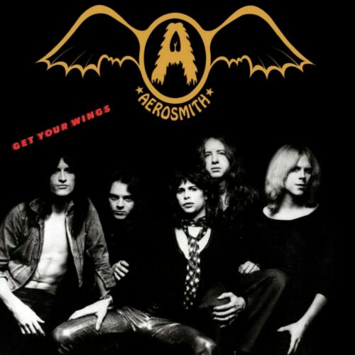 AEROSMITH Get Your Wings BANNER HUGE 4X4 Ft Fabric Poster Tapestry Flag cover