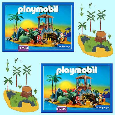 * Playmobil PIRATE ISLAND 3799 4073 * Spares * SPARE PARTS SERVICE *