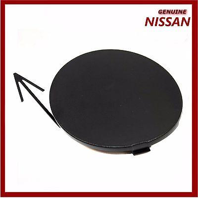 Genuine Nissan Qashqai J10 Rear Bumper Towing Eye Cover