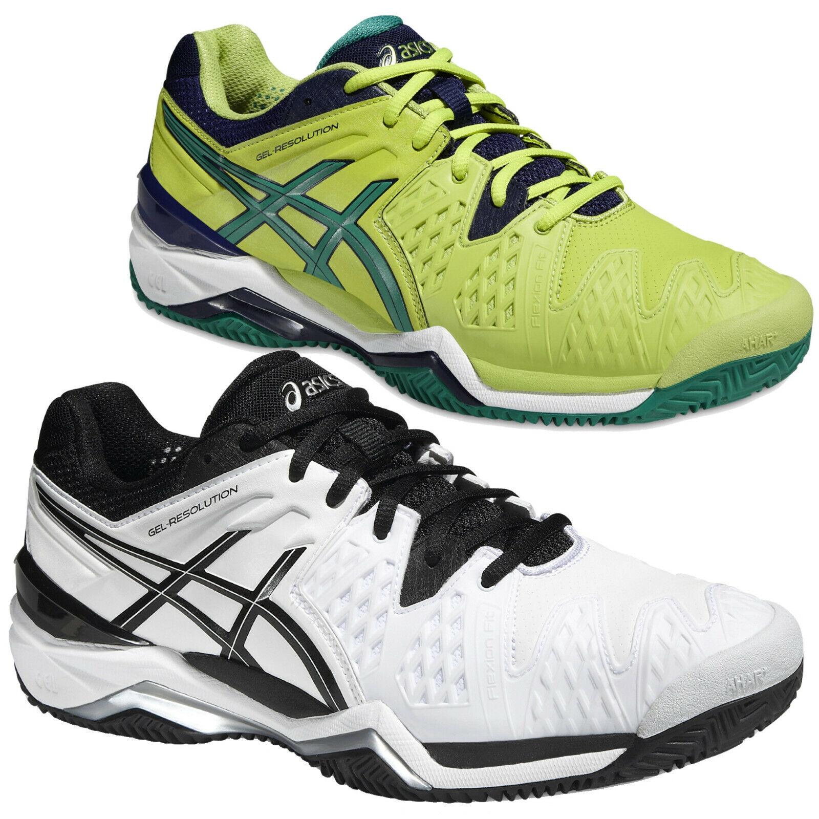 Tennisschuhe Asics Clay Test Vergleich +++ Tennisschuhe