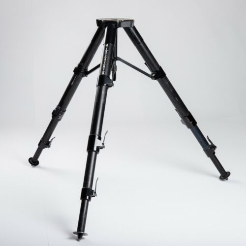 """Heavy Duty Military Laser Thermal Tripod 5/8"""" 11 UNC Thread - 50kg Nominal pl"""