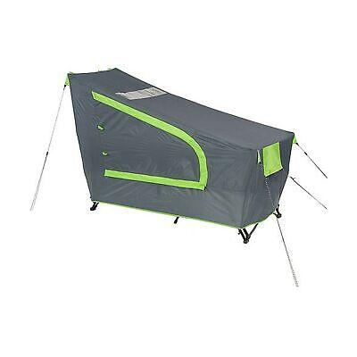 Ozark Trail Instant Tent Cot w/ Rainfly Sleeps 1 Camping Hik