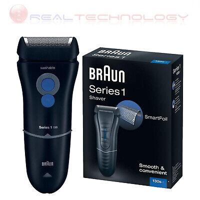 Rasoio elettrico Braun Series 1 130S Smart Foil Trimmer
