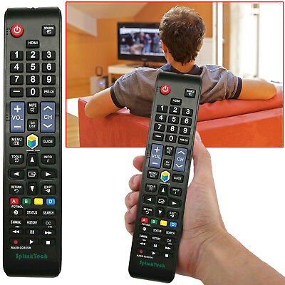New Replacement Remote Control For Samsung 3D SMART TV WORKS 2008 -2016 MODELS