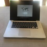 MacBook Pro 15 inch Late 2011 Cooks Hill Newcastle Area Preview