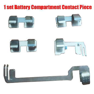For Fluke187 87 4 Generation 89 189 Battery Compartment Contact Piece Set New