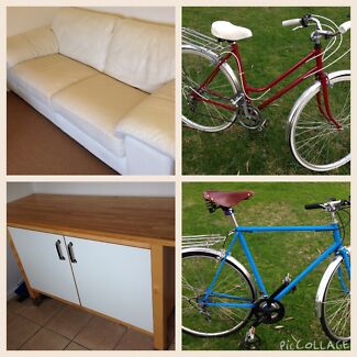 Moving overseas - Garage sale - everything must go! Cheap! Blackburn North Whitehorse Area Preview
