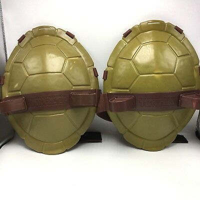 Teenage Mutant Ninja Turtle Shell 2 Shields Halloween Costume Cosplay Twins Pets