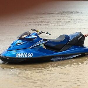 Jet ski up for swaps supercharged heaps of mods Gailes Ipswich City Preview