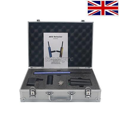 Metal Detector Gold Silver Copper Diamond Detector Locator Long Range 800m UK