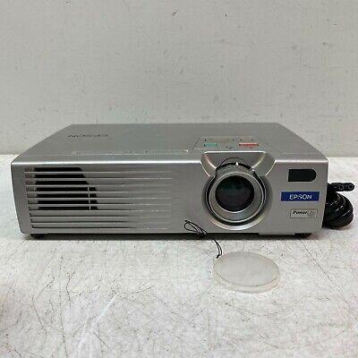 Epson PowerLite 730C Multimedia LCD XGA Portable Projector 1000 Lamp Hours