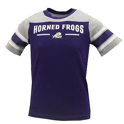 TCU Horned Frogs Official NCAA Apparel Youth Kids Size T-Shirt New with Tags - Tcu Apparel