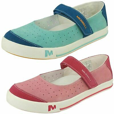 Girls Skyjumer Twist J95788 Freizeit Klett Schuhe von Merrell Verkaufspreis