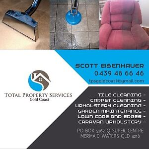 CARPET, TILE AND UPHOLSTERY CLEANING Robina Gold Coast South Preview