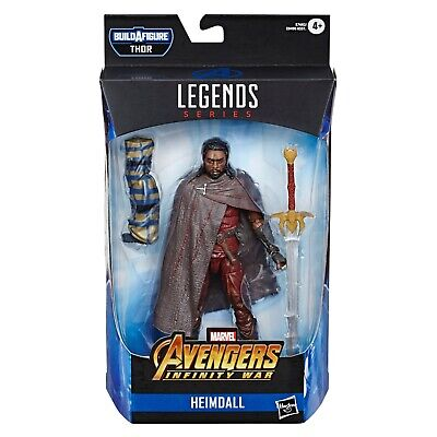 "Marvel Legends AVENGERS WAVE 3 Endgame HEIMDALL 6"" Figure Brand New"