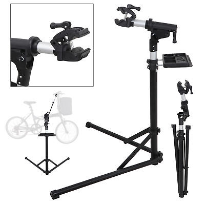 Pro Bicycle Aluminum Repair Stand w/Telescopic Arm Mountain