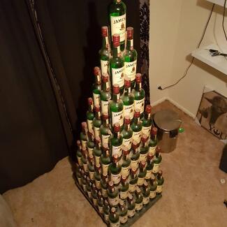 Jamesons pyramid/tower