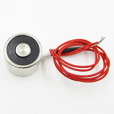 Holding Magnet Electric P20 / 15 Lifting 2.5 KG Electromagnet Solenoid DC 12V
