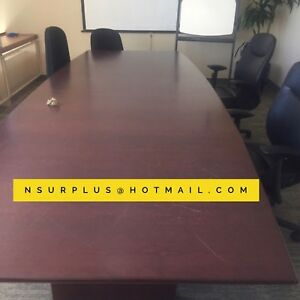 Table , Boardroom style