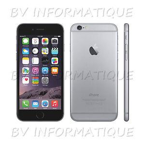 APPLE-Iphone-6-16-Go-gris-sideral-034-DEBLOQUE-TOUT-OPERATEUR-034-BON-ETAT