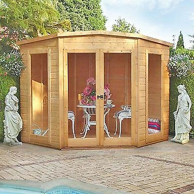 Barclay Corner Shed / Summerhouse  8'x8'