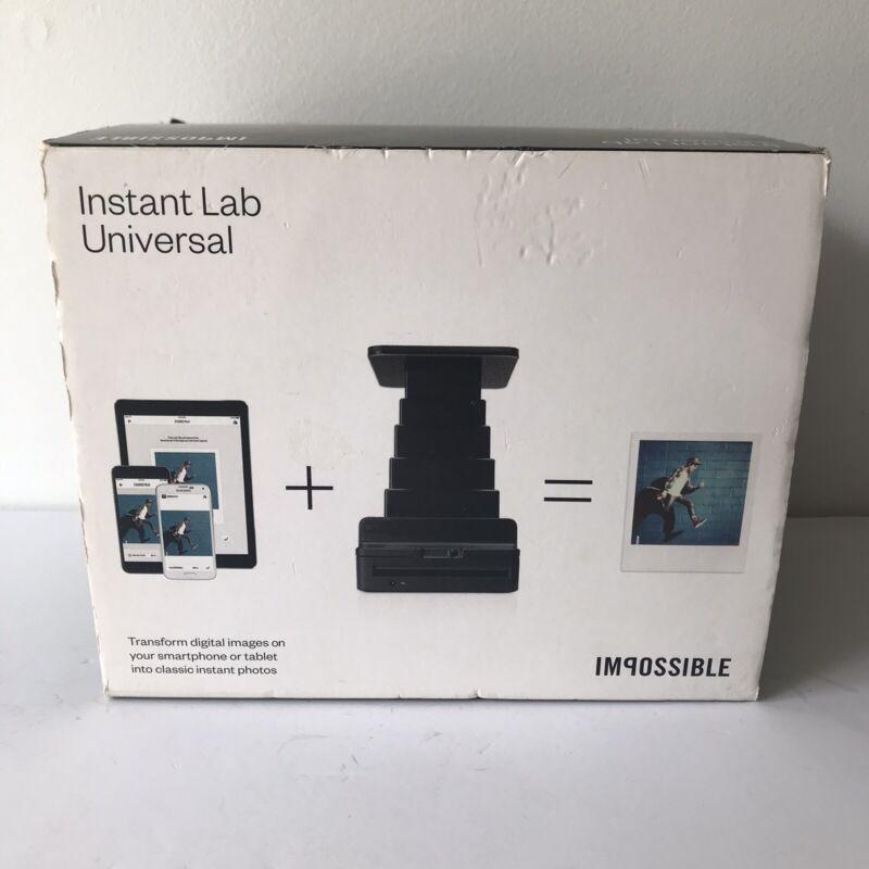 Impossible Instant Lab Universal Polaroid 600 Film Printer