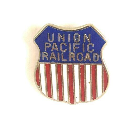 Union Pacific Railway Train Pin