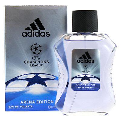 Adidas Champions League Edt 100ml Herren Parfüm Geschenk Eau De Toilette