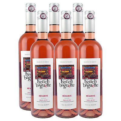 Millesime Sud Plaissan 2014 French Baguette Reserve Rose' (6 Bottles)