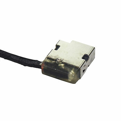 DC POWER JACK W// CABLE HARNESS For HP OMEN 15-AX030TX AX019TX AX033TX 799751-S50