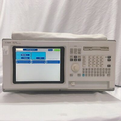 Hpagilent1671g Standalone Logic Analyzer Opt. 002