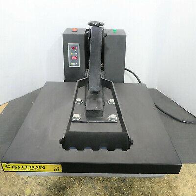 15 X 15 Digital Heat Transfer Sublimation T-shirt Clamshell Heat Press Machine