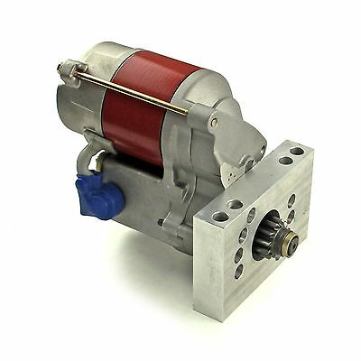Chevy Sbc 327 350 383 Bbc 396 454 High Torque Gear Drive Mini Starter 2 5Hp