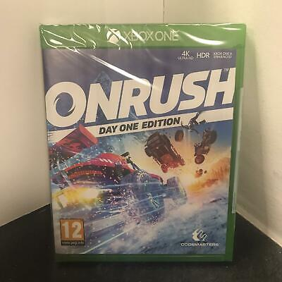 Onrush Day One Edition Xbox One Game - New and Sealed