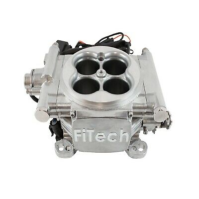 FiTech Fuel Injection 30001 Go EFI 4- 600 HP System Electronic Throttle Body
