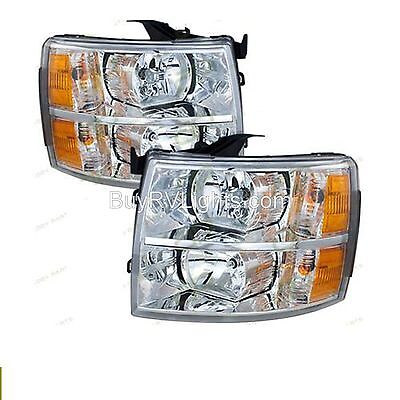 TIFFIN ALLEGRO 2013 2014 2015 HEADLIGHTS HEAD LIGHT FRONT LAMP RV PAIR SET
