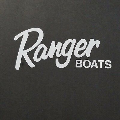 - Ranger Boat Vinyl Decal for laptop windows wall car boat